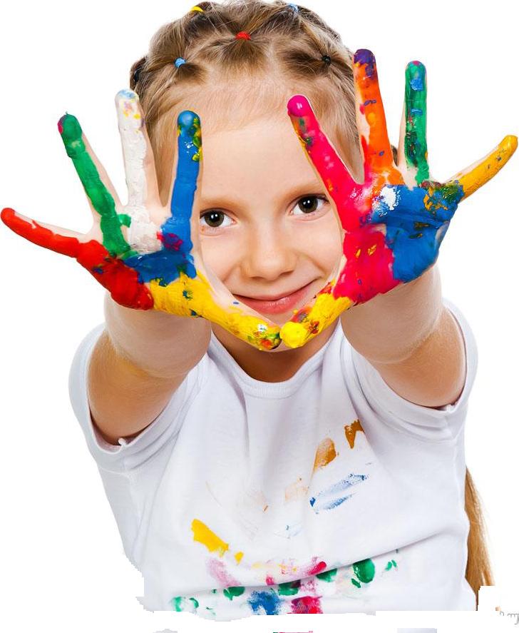 girl-hands-color